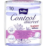 BELLA Control Discreet Super 10 ks - Inkontinenční vložky