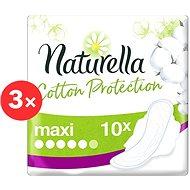 NATURELLA Cotton Protection Ultra Maxi 3 × 10 pcs