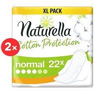 NATURELLA Cotton Protection Ultra Normal 2 × 22 ks - Menstruační vložky