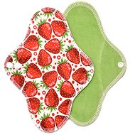 T-tomi Day Strawberries - Eco Menstrual Pads