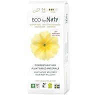 NATY Dámské ECO vložky - normal 14 ks  - Menstruační vložky