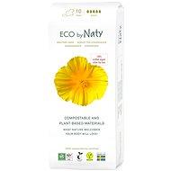 NATY Dámské ECO vložky  - noční 10 ks - Menstruační vložky