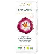 NATY Dámské ECO mateřské vložky po porodu - 10 ks - Menstruační vložky