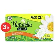 NATURELLA Ultra Normal Plus Vložky 3× 18 ks - Menstruační vložky