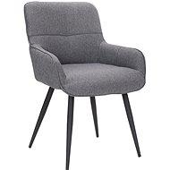 Konferenční židle HAWAJ CL-18011 tmavě šedá - Konferenční židle