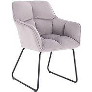 HAWAJ CL-18019-2 šedá - Konferenční židle