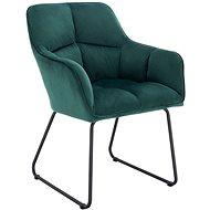 Konferenční židle HAWAJ CL-18019-2 zelená - Konferenční židle