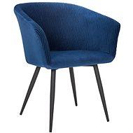 Konferenční židle HAWAJ CL-19011 modrá - Konferenční židle