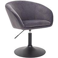 Konferenční židle HAWAJ CL-24 tmavě šedá - Konferenční židle