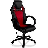 HAWAJ MX Racer červeno/černé - Kancelářské křeslo