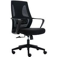 HAWAJ C9011B černo-černá - Kancelářská židle
