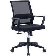 HAWAJ C9221B černo-černá - Kancelářská židle