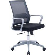 HAWAJ C9221B černo-šedá - Kancelářská židle
