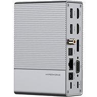 HyperDrive GEN2 18 v 1 USB-C hub - Dokovací stanice