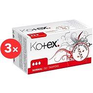 KOTEX Normal 3 × 32 pcs