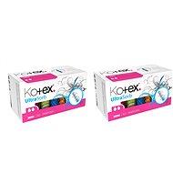 KOTEX Ultra Sorb Mini (2x32 ks) - Sada drogerie