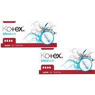 KOTEX Ultra Sorb Super (2x32 ks) - Sada drogerie