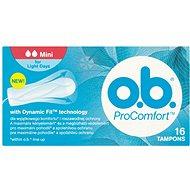 O.B. ProComfort Mini Tampons  16 ks - Tampony