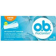O.B. ProComfort Super Tampons  16 ks