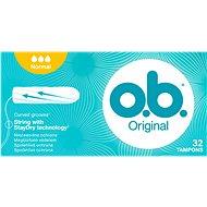 OB Original Normal Tampons 32 pcs - Tampons