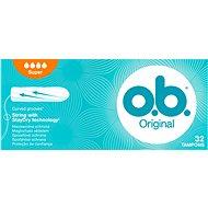 O.B. Original Super Tampons  32 ks