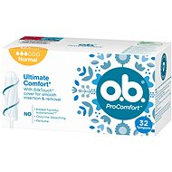 O.B. ProComfort Normal Tampons 32 ks - Tampony
