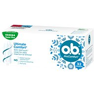 O.B. ProComfort Super Plus Tampons 32 ks - Tampony