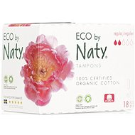 NATY ECO Normal 18 Pcs - Tampons