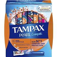 TAMPAX Pearl Compak Super Plus 16 ks - Tampony