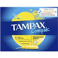 TAMPAX Compak Regular 16 ks - Tampony