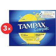 TAMPAX Compak Regular 3× 16 ks