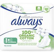 ALWAYS Cotton Protection Ultra Normal 12 ks - Menstruační vložky