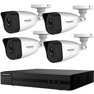 HikVision HiWatch HWK-N4142BH-MH, KIT - Kamerový systém