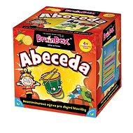 Vědomostní hra Brainbox - abeceda