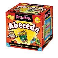 Vědomostní hra Brainbox - abeceda SK