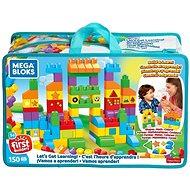 Mega Bloks Let's Get Learning Building Set - Building Kit