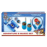 Paw Patrol - Radio, Headphones, Flashlight Set - Game Set