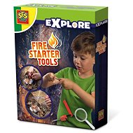 SES Sada na rozdělávání ohně - Experimentální sada