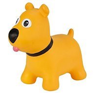 Hoopy dog yellow
