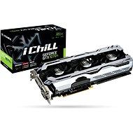 Inno3D iChill GeForce GTX 1070 Ti X3 V2 - Grafická karta