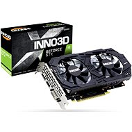 Inno3D GeForce GTX 1660 SUPER Twin X2  - Grafická karta