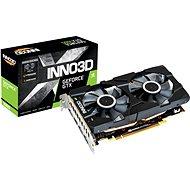 Inno3D GeForce GTX 1660 6G TWIN X2 - Grafická karta