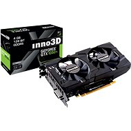 Inno3D GeForce GTX 1050 Ti X2 - Grafická karta