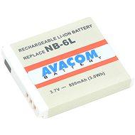 AVACOM za Canon NB-6L Li-ion 3.7V 800mAh - Baterie pro notebook