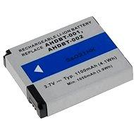 AVACOM za GoPro AHDBT-001, AHDBT-002 Li-ion 3.7V 1100mAh 4.1Wh - Náhradní baterie