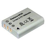 AVACOM za Fujifilm NP-95 Li-ion 3.7V 1700mAh 6.3Wh verze 2010 - Náhradní baterie