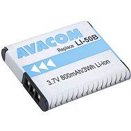 AVACOM za Olympus LI-50B Li-ion 3.7 V 800mAh - Náhradní baterie