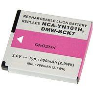 AVACOM za Panasonic DMW-BCK7 Li-ion 3.6V 800mAh 2.9Wh verze 2011 - Náhradní baterie