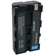 AVACOM za Sony NP-F550 Li-ion 7.2V 2600mAh 18.7Wh verze 2014 černá - Baterie pro fotoaparát