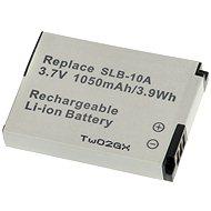 Avacom za Samsung SLB-10A Li-ion 3.7V 1050mAh 3.9Wh - Baterie pro fotoaparát